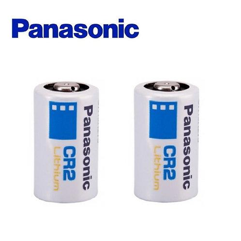 Panasonic - 2 x CR2 Lithium 3V battery (Mini25 mini50 mini70 SP1 lomo instant)