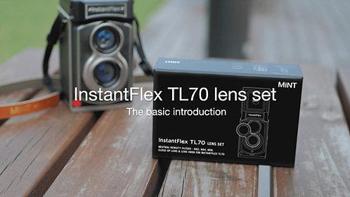 Mint - InstantFlex TL70 專用鏡頭遮光罩套裝