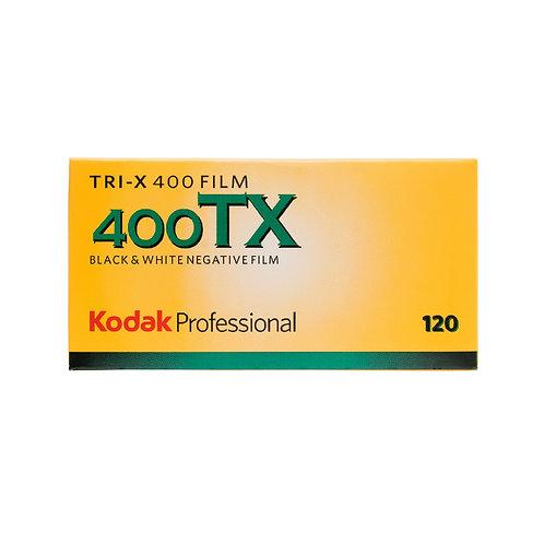 Kodak Professional TRI-X 400TX 120 Medium Format Film (5 Rolls)