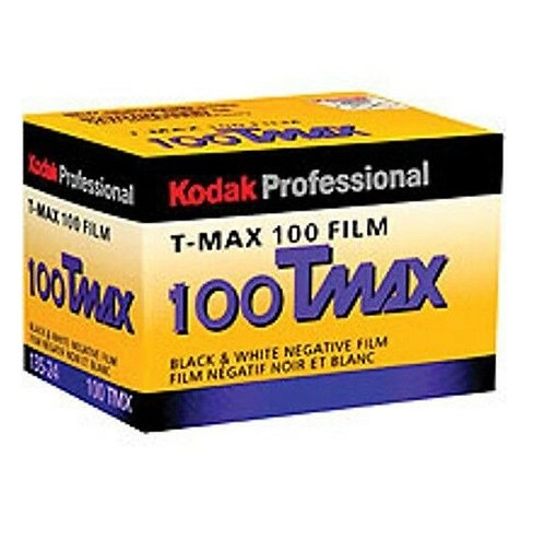 柯達菲林 KODAK Professional T-MAX 100 ISO 135-36 B&W Negative Film