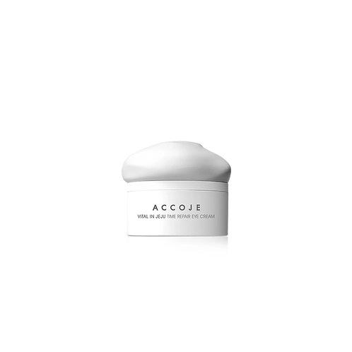 Accoje Vital in Jeju Time Repair Eye Cream 30ml
