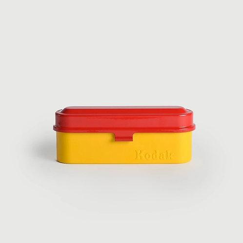 Kodak - Metal M35 Film Storage Case (Red)