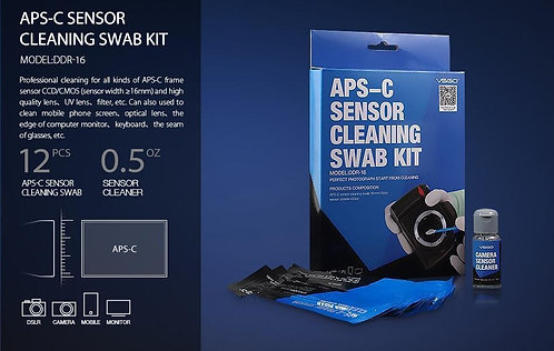 VSGO - APS-C DSLR Sensor Cleaning Kit DDR-16