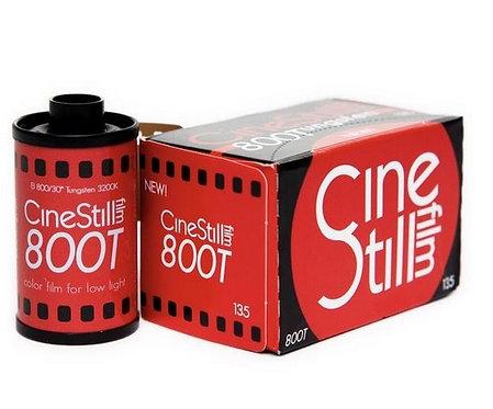 CineStill - 800Tungsten 800 ISO Xpro C-41 135 35mm