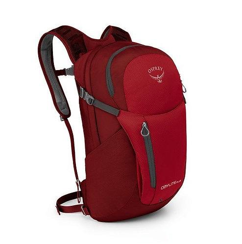 Osprey - Daylite PLUS 登山背包 紅色