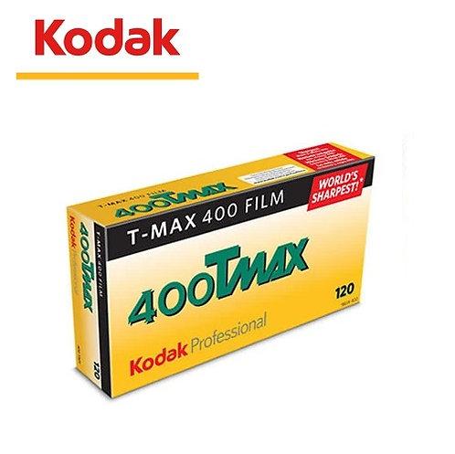 Kodak Professional T-MAX TMAX 400 TMY 120 B&W Film (5 Rolls/Pa