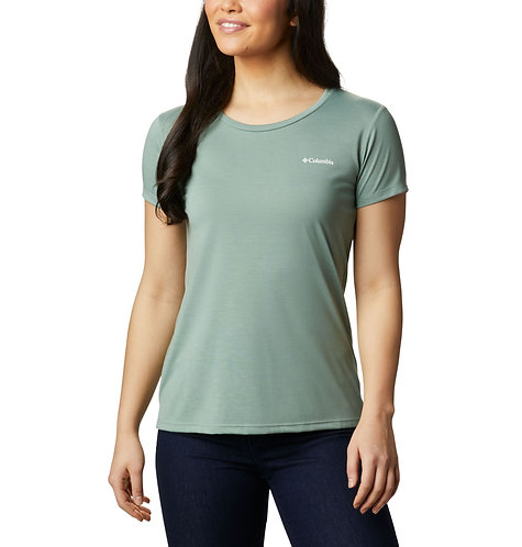 Women's Lava Lake II SS Tee - New Mint CSC Power Brand