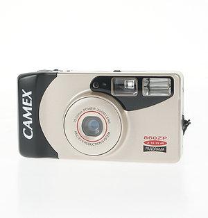 CAMEX 860ZP Auto Film Winding 35mm Film Camera (Gold | Date Imprint)