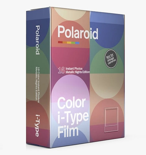 Color i‑Type Film Double Pack ‑ Metallic Nights Edition