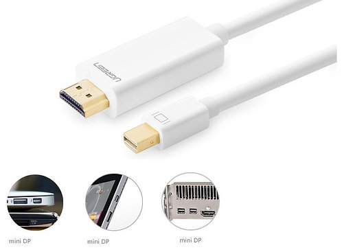 Thunderbolt Mini DisplayPort DP to HDMI Adapter Cable 3M For Macbook Pro Air Mac
