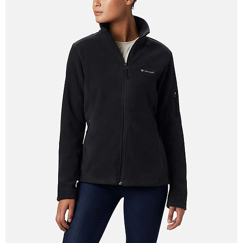 Women's Fast Trek™ II Fleece Jacket (Black)