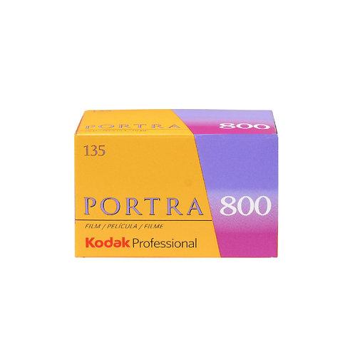 Kodak Professional Portra 800 35mm Color Film (36exp)