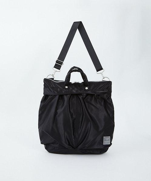 Anello - Sabrina系列 手提側揹 兩用斜揹袋 輕便 多分格 ATT0504 - 黑色