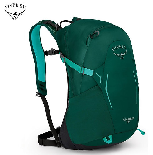 Hikelite 18 Backpack - Aloe Green