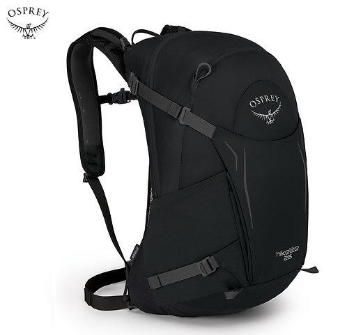 Hikelite 26 26L Backpack - Black
