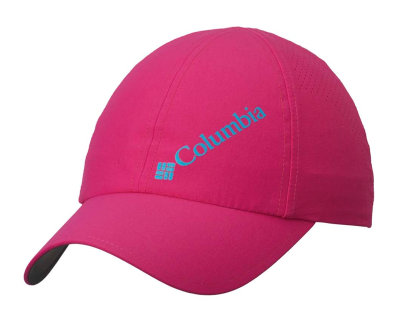 UNISEX'S SILVER RIDGE III BALL CAP - HAUTE PINK