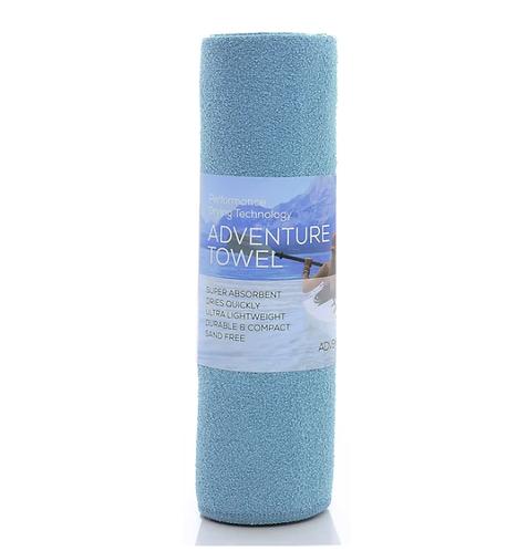 吸水快乾毛巾 Aquis Adventure Towel- SEA FOAM