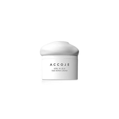 Accoje Vital In Jeju Time Repair Cream 50ml