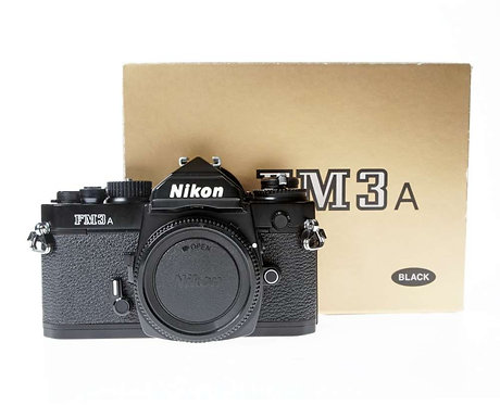 Nikon FM3A 35mm (Black)