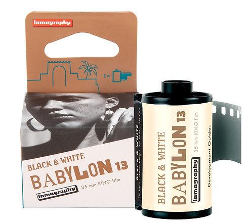Lomography Babylon Kino B&W ISO 13 35mm Film