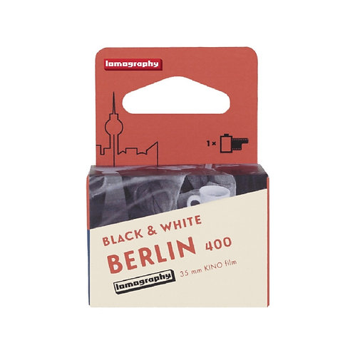 Lomography Black & White Berlin 400 35mm