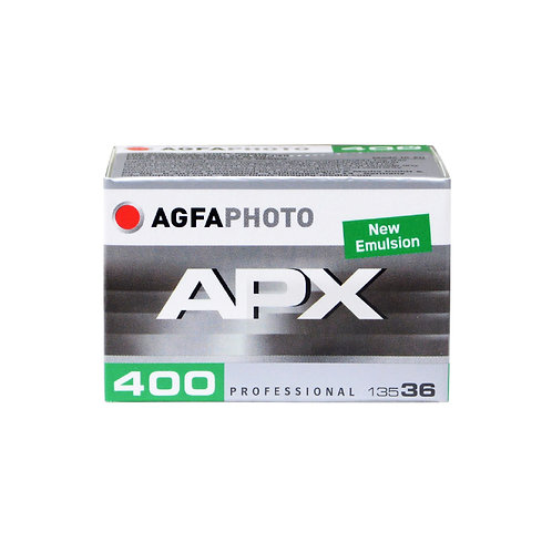 Agfa APX 400 35mm
