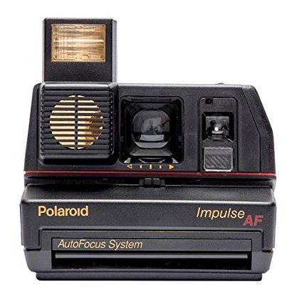 Polaroid 600 Impulse Autofocus Instant Camera (Official Refurbished)