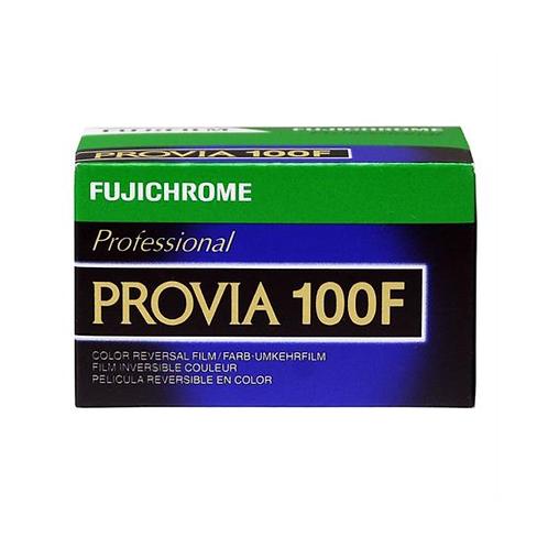 Fujifilm Fujichrome Professional Provia 100F 35mm Color Film (36exp)