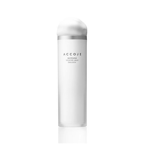 Accoje Whitening Moisture Milky Emulsion 130ml