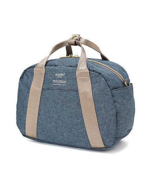 Anello - 迷你波士頓單肩包 AT-C1835DBL 深藍色
