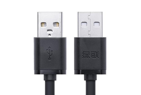 UGREEN High Speed USB 2.0 A Male to A Male M/M Extension Cable Lead (0.25m-3m)
