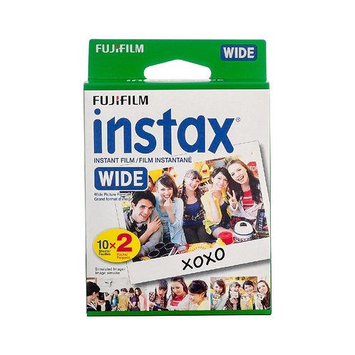 富士菲林 Fujifilm Fuji Instax Wide Instant Film (Twin Pack)