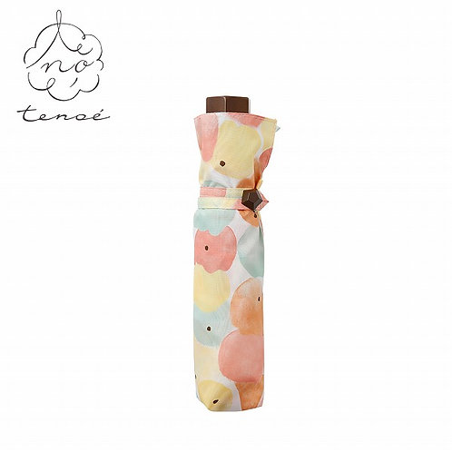 Line Drops - Tenoe - 防UV 折傘 - 夏日甜點/ひとりじめアイス
