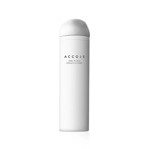 Accoje Vital In Jeju Essence In Toner 130ml