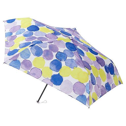 - 重量僅有90g - 防UV率高達90% - 採用玻璃纖維,輕量耐用 - 傘袋為同一材質,輕便易用