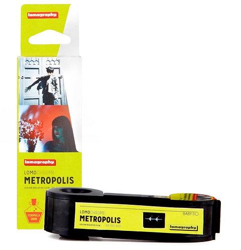 Lomography LomoChrome Metropolis XR 100-400 ISO 110 Color Baby Film