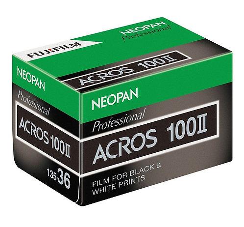 富士菲林 NEOPAN Acros 100II ISO 100 35mm