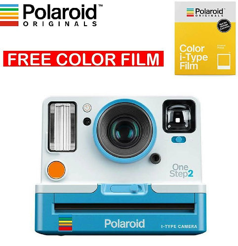 Polaroid Originals OneStep 2 Viewfinder i-Type Instant Camera - Summer Blue