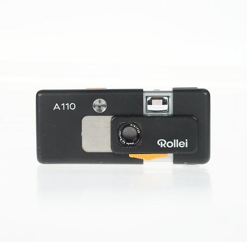 Rollei A110 Subminiature 23mm F2.8 Film Camera #61736