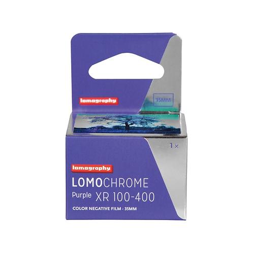 Lomochrome Pruple XR 120 ISO 100-400 35mm