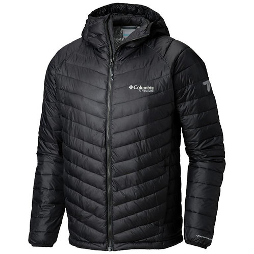 Men's Snow Country Hooded Omni-Heat™ 3D Jacket – Black