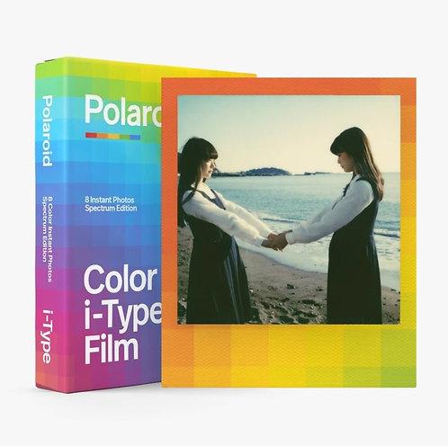 Polaroid Color i‑Type Instant Film ‑ Spectrum Edition