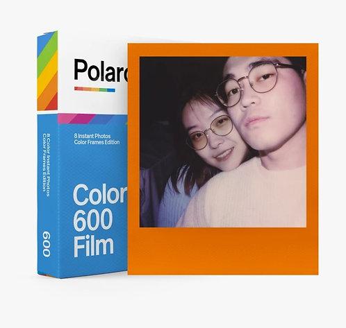 Polaroid Color 600 Film ‑ Color Frames Edition