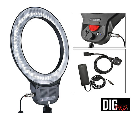 Digrpo 30W LED Ring Light (DPL-30-A) For Product Portraits Photography