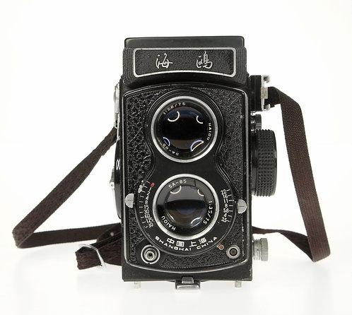 Seagull 4A-103 TLR Medium Format Twin Lens Film Camera