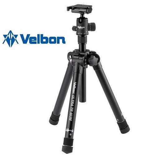 Velbon Ultra TR 463M Aluminum Tripod with QHD-S4M Ball Head