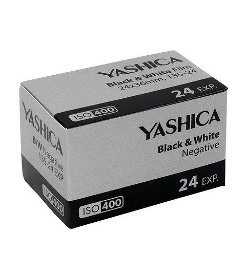 YASHICA B&W 400 35mm Negative Film F35BW (24exp)