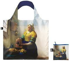 LOQI MUSEUM COLLECTION - Johannes Vermeer The Milkmaid