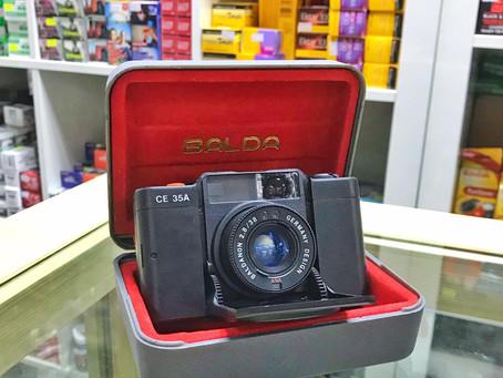 《Balda CE 35A可折疊測距手動迷你底片機35毫米膠片相機 》