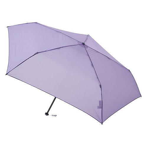 estaa - 75g 超超輕量 摺遮 雨傘 – 紫色